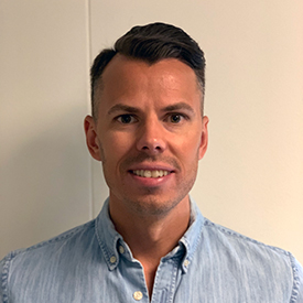 Martin Andersson - VD TrappTeknik AB